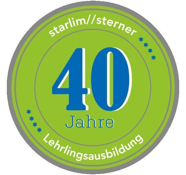 40 Jahre Lehrlingsausbildung