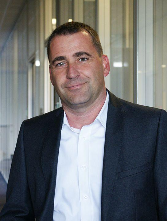 Roland Haidinger, Business Area Manager Automotive