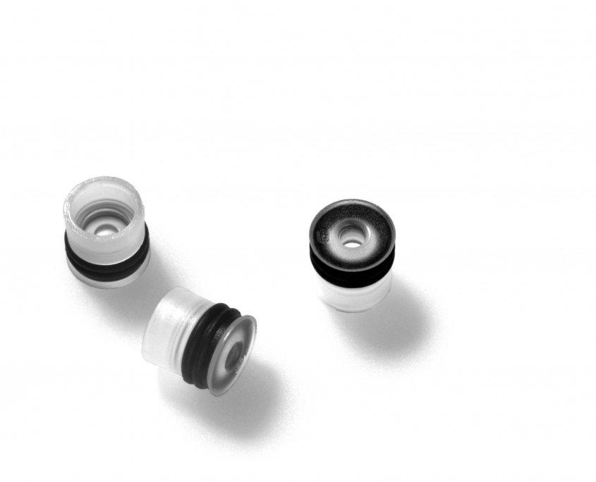Silikon Kleinst-Teile