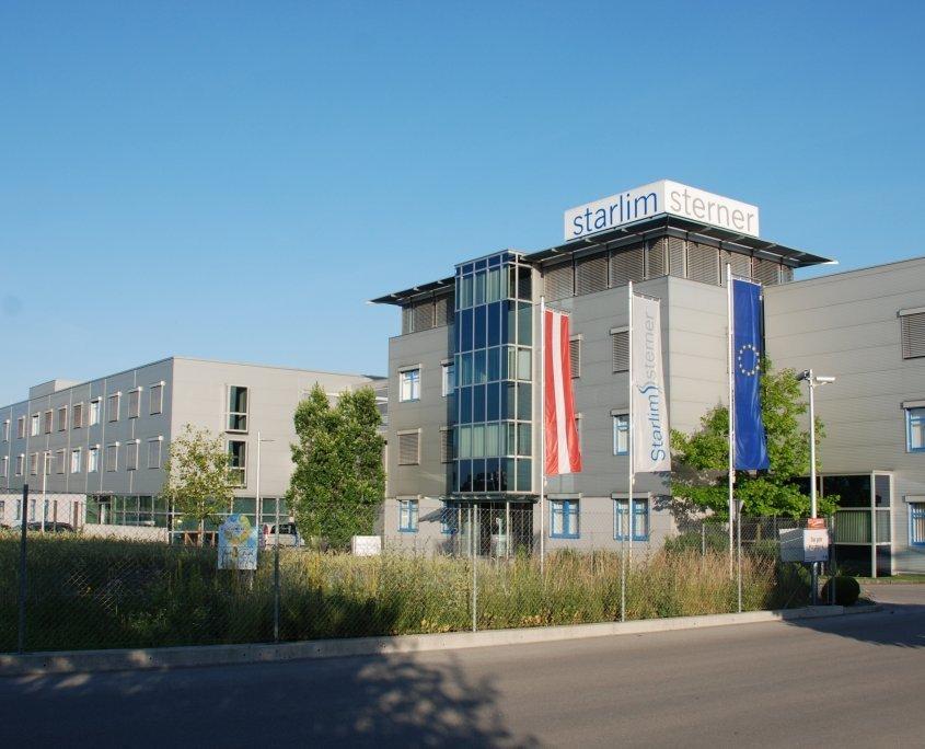sterner building